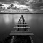 Cleveland Jetty by Shelley Warbrooke