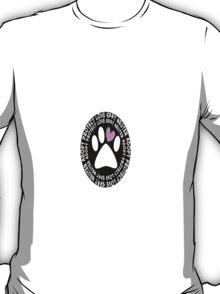 Animal Adoption Cards  T-Shirt