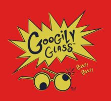 Googily Glass by Neil Wolf