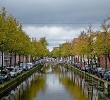 Dutch town (Delft) by mattijs