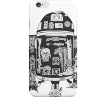 R2-D2 iPhone Case/Skin