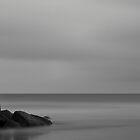 Beach and sea by mattijs