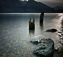 Moods Of Wakatipu by Brad Grove