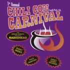Chili Con Carnival - Dark Shirt by HankTheTurtle
