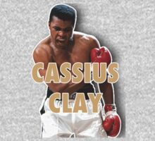 Cassius Clay by MikeChase27
