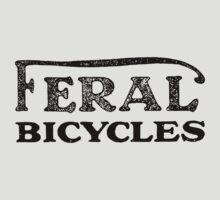 Feral Bicycles (dark) by PaulHamon