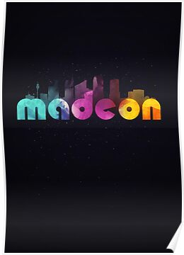 "Madeon - ""The City"" T-Shirt and Posters by theITfactor"
