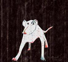 Dotty Dog by mindprintz