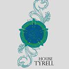 House Tyrell by hollygordon