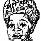 Arnold Different Strokes - I Ain't Different by sketchNkustom