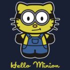 Hello Minion by alecxps