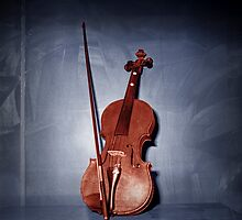 The Red Violin by Randall Nyhof