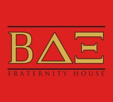 BETA Fraternity House by betweenlionsmen