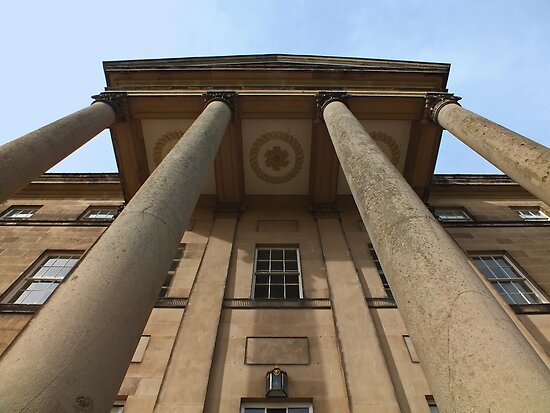 Classic Columns by Yampimon