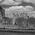 View from Tower Bridge by JMChown