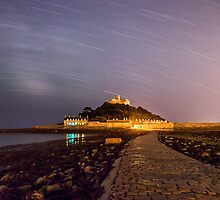 St Michaels Mount Night by kbrimson