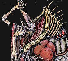 Skeksis by Mr Greyble