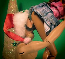 Barbie X-mas photography by bertviles