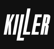 Killer Guy by lazerwolfx