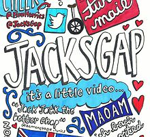 JacksGap Collage Art by samonstage