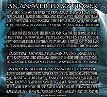 ❤‿❤ AN ANSWER TO MY PRAYER POEM WRITTEN BY BONITA❤‿❤ by ╰⊰✿ℒᵒᶹᵉ Bonita✿⊱╮ Lalonde✿⊱╮