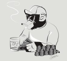 Chimp poker by shucko