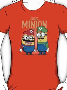 Super Minion Bros. T-Shirt