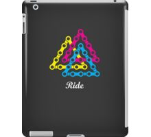 Ride / Chain / Solid Color iPad Case/Skin