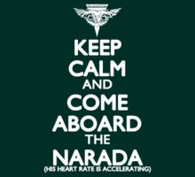 Come Aboard the Narada by ay-zup