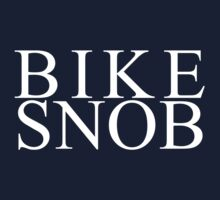 Bike Snob (dark) by PaulHamon