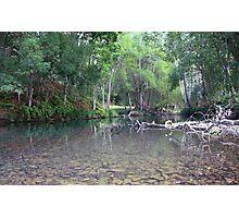 Crystal Creek ... Photographic Print
