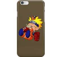 Chibi Ramen Eater  iPhone Case/Skin