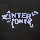 House Stark, Winter Is Coming 2 by Jack Howse
