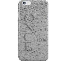 OUAT Ripple iPhone Case/Skin