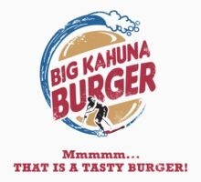 Big Kahuna Burger Kids Clothes