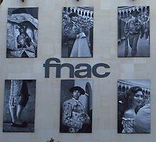 fnac, Sevilla by wiggyofipswich