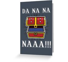 Da Na Na Na!!! Greeting Card