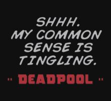 Deadpool quotes by logo-tshirt