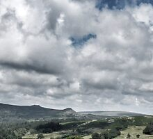 Dartmoor Landscape by CHINOIMAGES