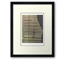 Candy II Framed Print