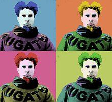Mugatu Warhol by Jesse Metcalfe