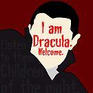 Dracula [ Iphone / Ipod / Ipad / Shirt / Print ] by swelldame