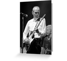 Francis Rossi Greeting Card