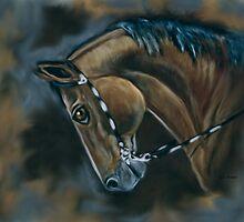 Show Horse by WildestArt
