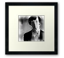 The Empty Man Framed Print