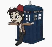 11th Doctor by FeralAntagonist