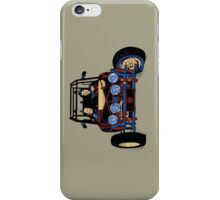 Dune Buggy (Digital Duesday #2) iPhone Case/Skin