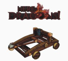 Dragon Hunter's Catapult by adventpenguin