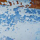 Blue Texture by DistilledD