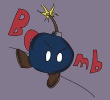 Bob-omb by rayetzhere